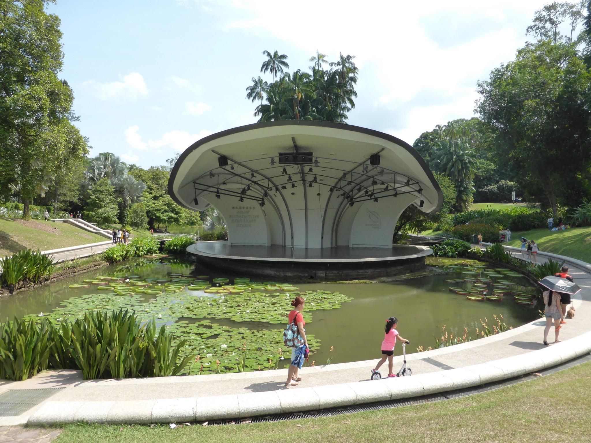 Les 5 endroits ne pas louper singapour evasion conseil for Jardin botanique singapour